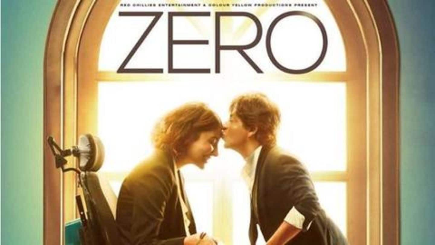 Fans, beware of fake reviews of 'Zero' on Twitter