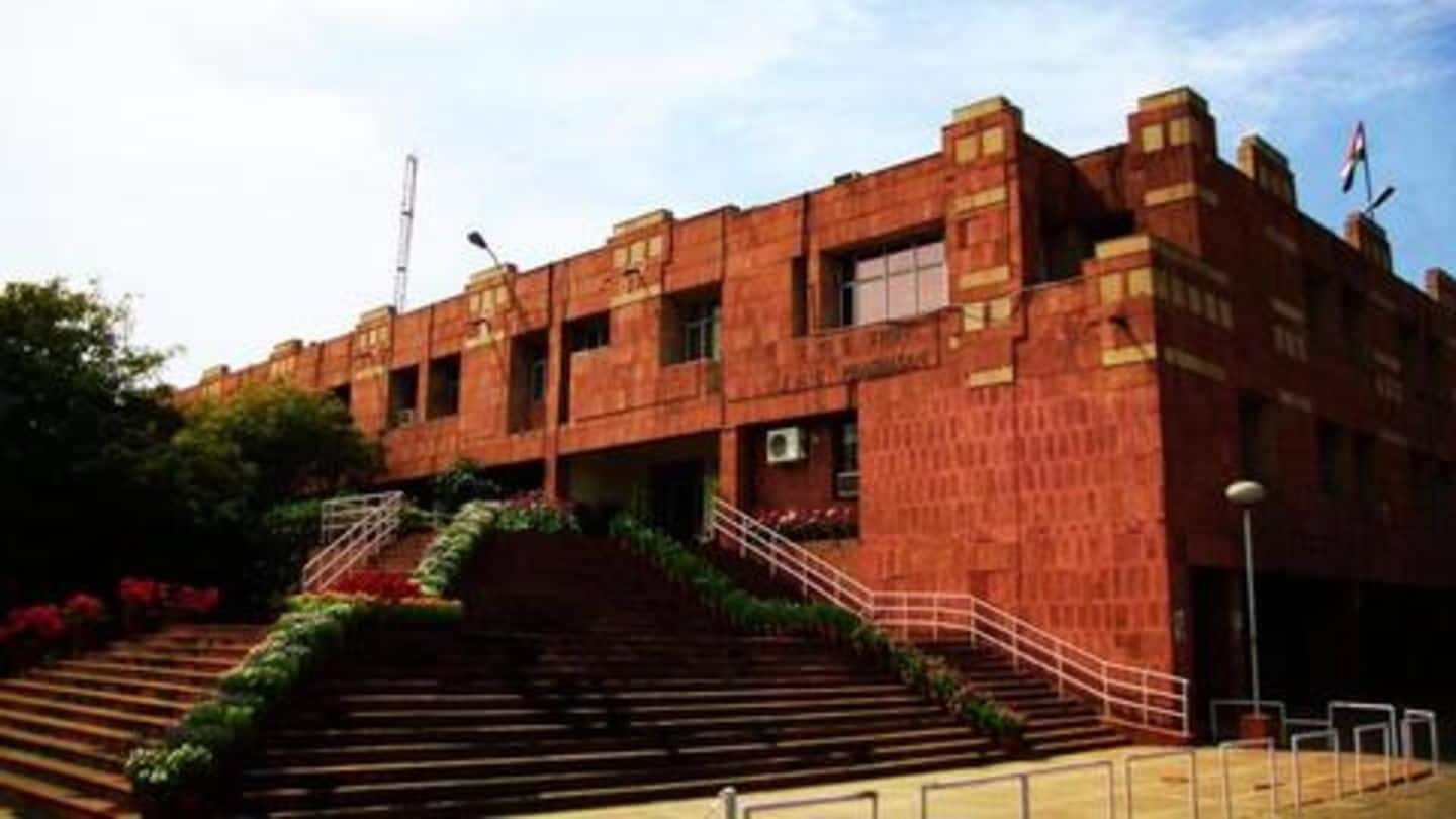 Entrance exams for JNU will now be computer-based