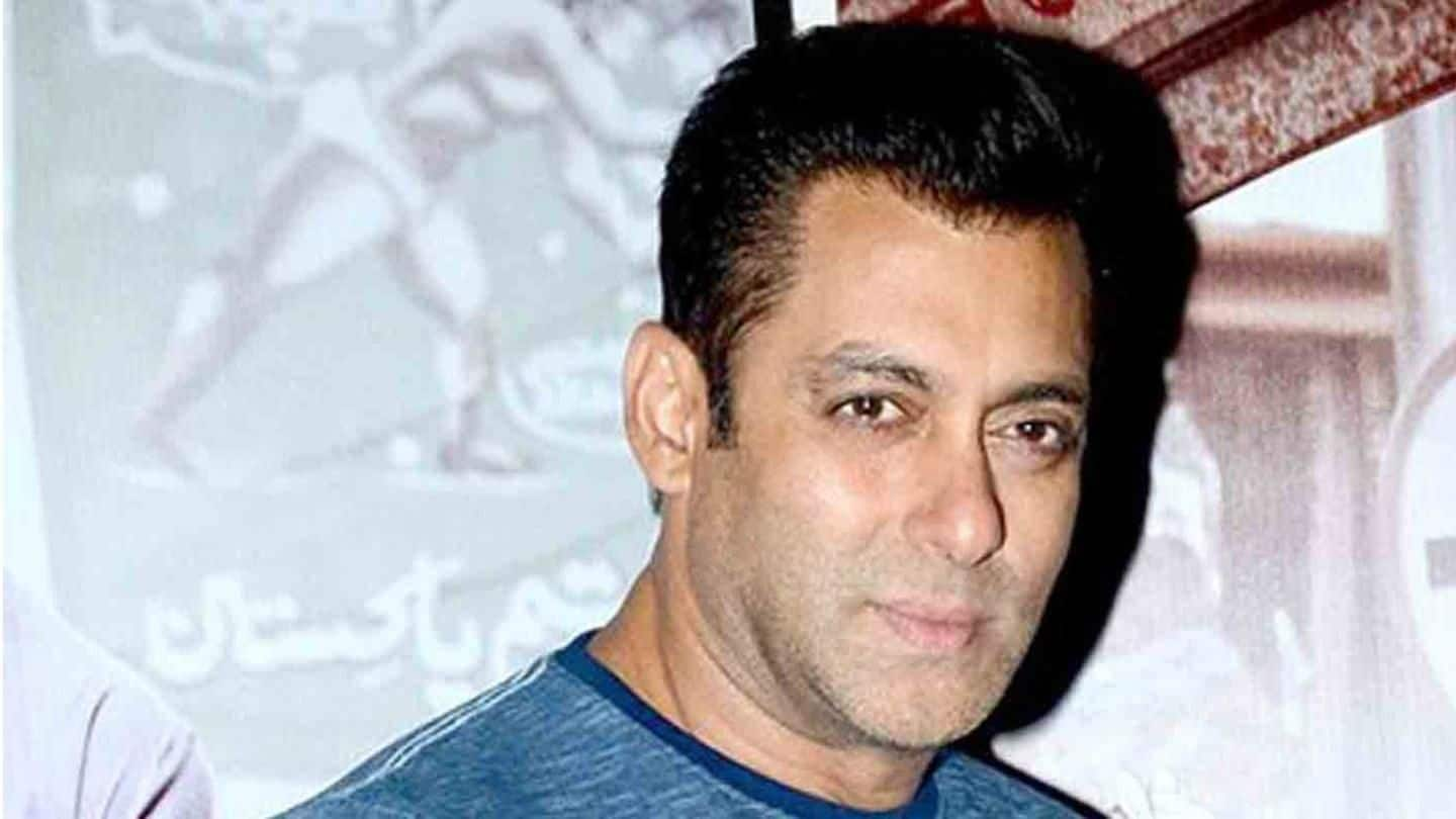 Was really scared of being myself on TV: Salman Khan
