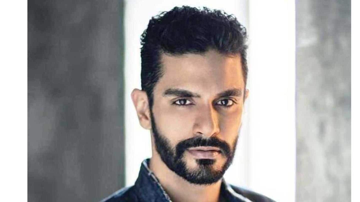 I want to build my own fan base: Angad Bedi