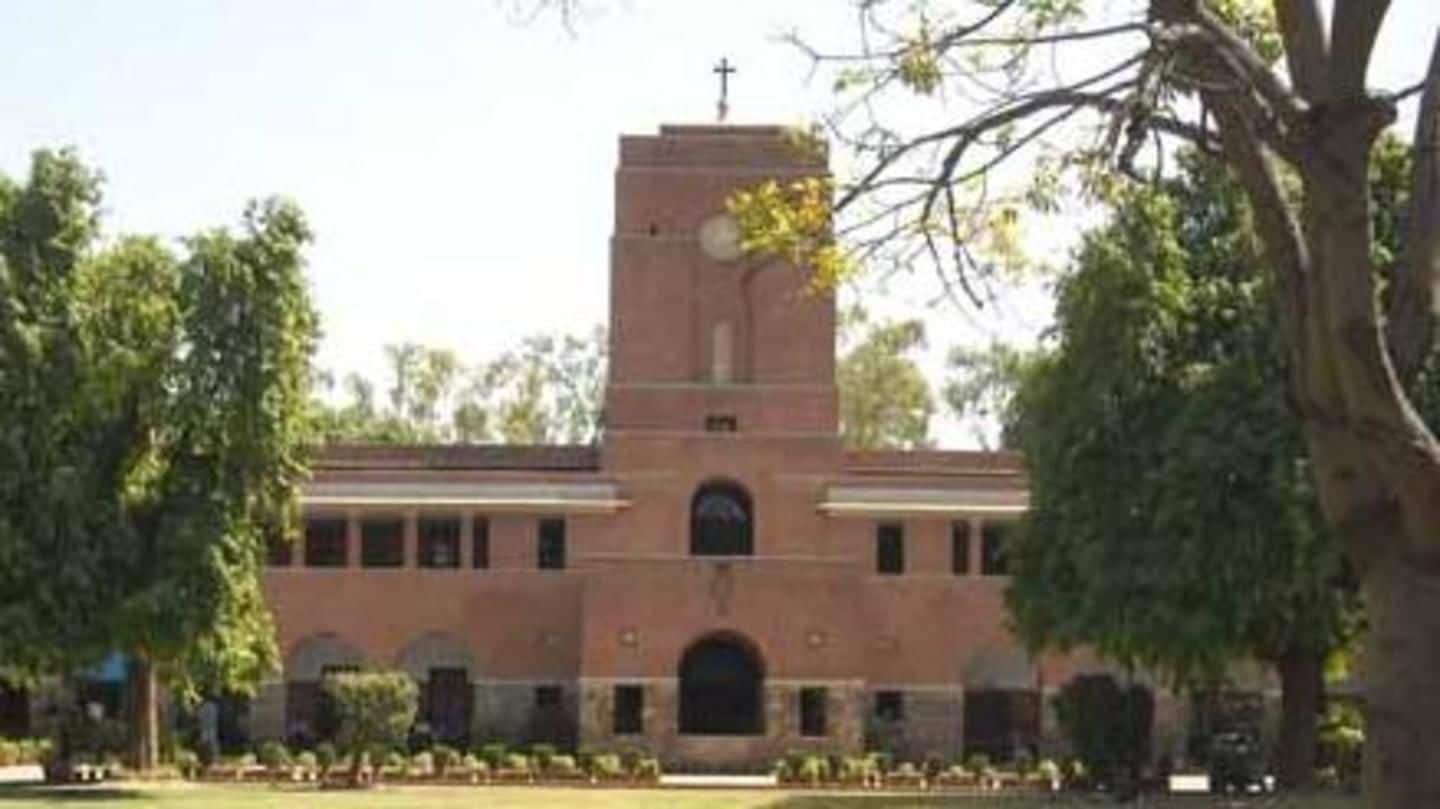 Student takes DU, Stephen's to court over 'violations' in admission