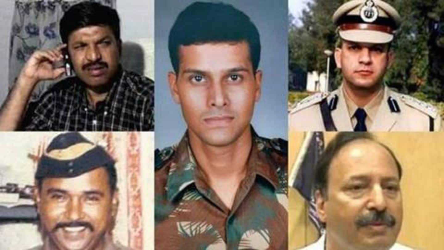 Mumbai Police honors 26/11 martyrs through a special tweet