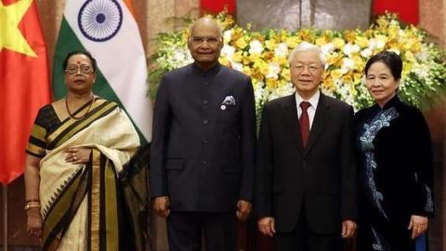 India and Vietnam to step up defense cooperation, oil exploration