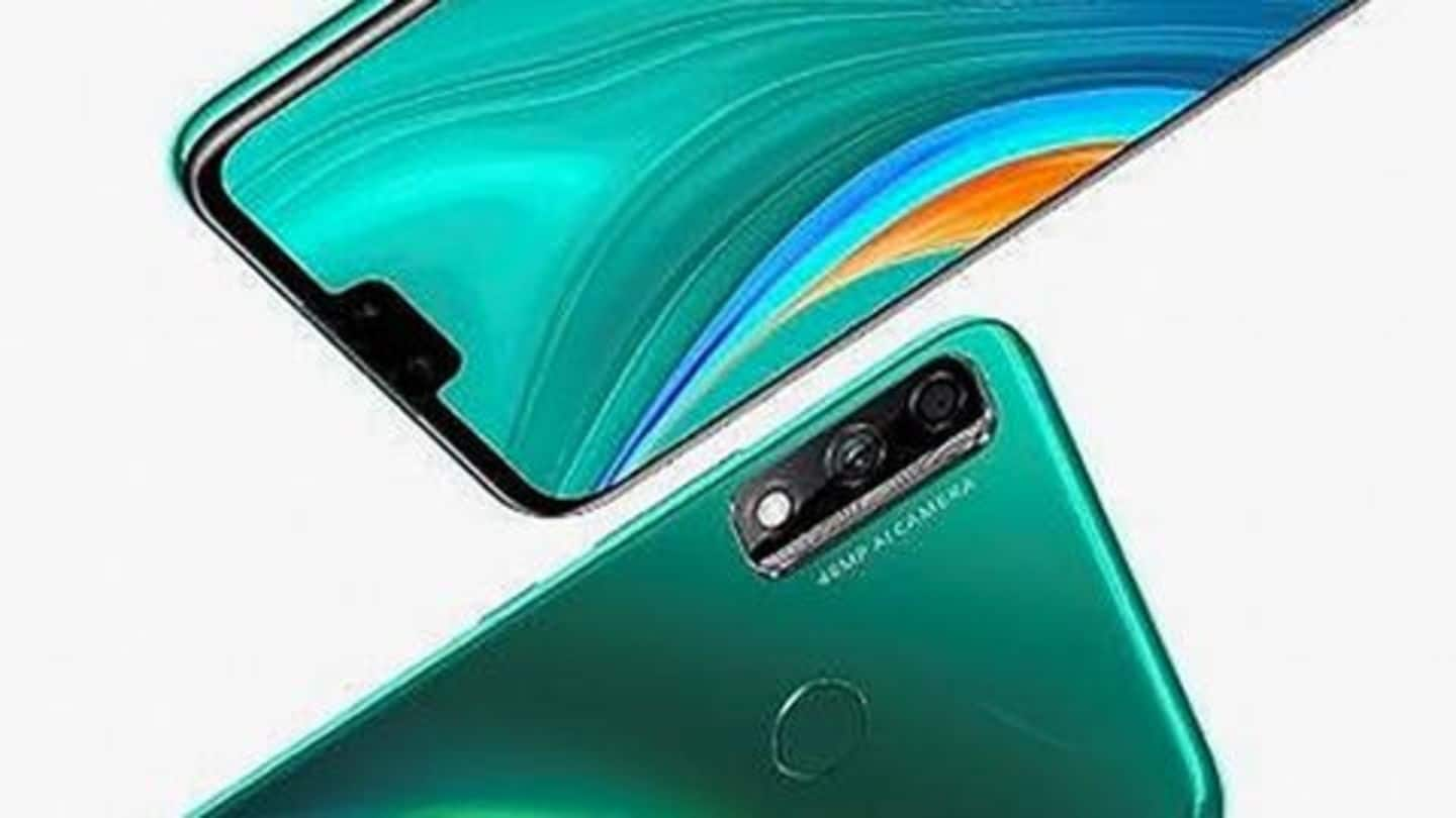 Huawei Y8s, with 48MP dual camera, to be launched soon