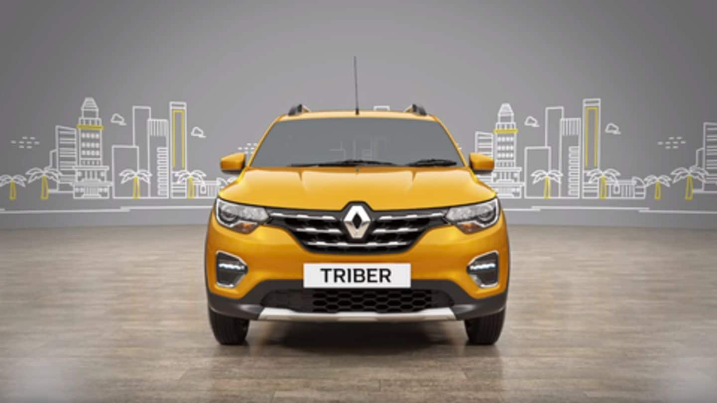 Renault Triber becomes costlier in India: Details here