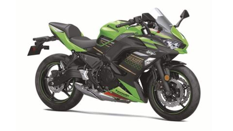 India-bound 2020 Kawasaki Ninja 650 (sports bike) unveiled: Details here