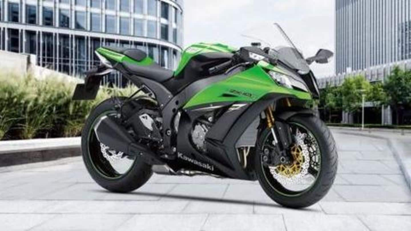 List of top 5 sports bikes