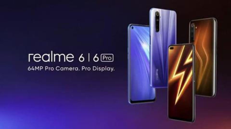 Realme 6 Pro, Realme 6 smartphones launched in India