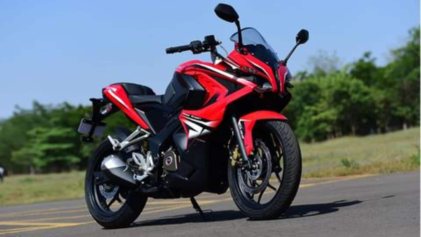 Pulsar RS-200 (with dual-channel ABS) to cost Rs. 1.43 lakh