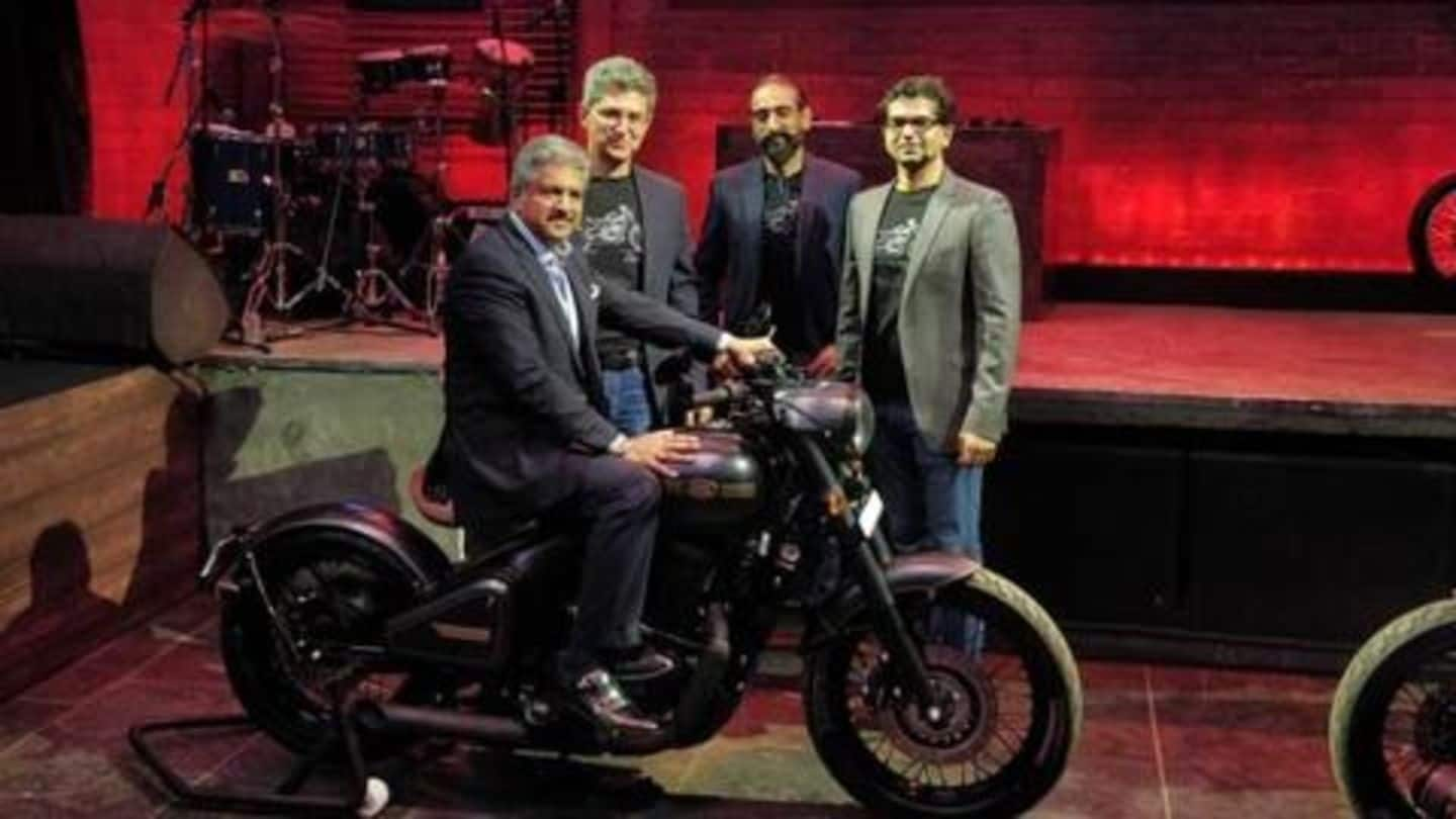 Jawa Perak launched in India for Rs. 1.94 lakh