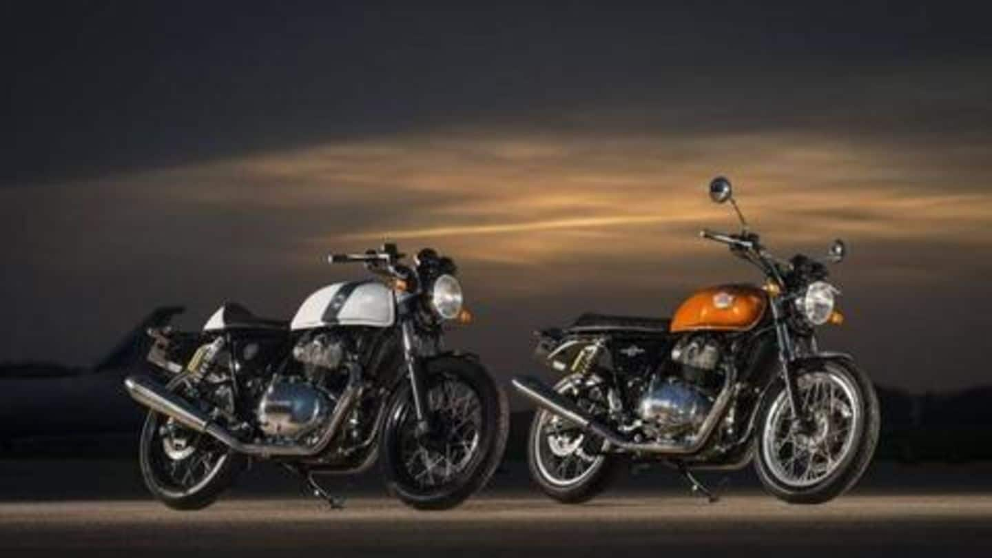 This is how much BS6-ready Royal Enfield 650 bikes cost