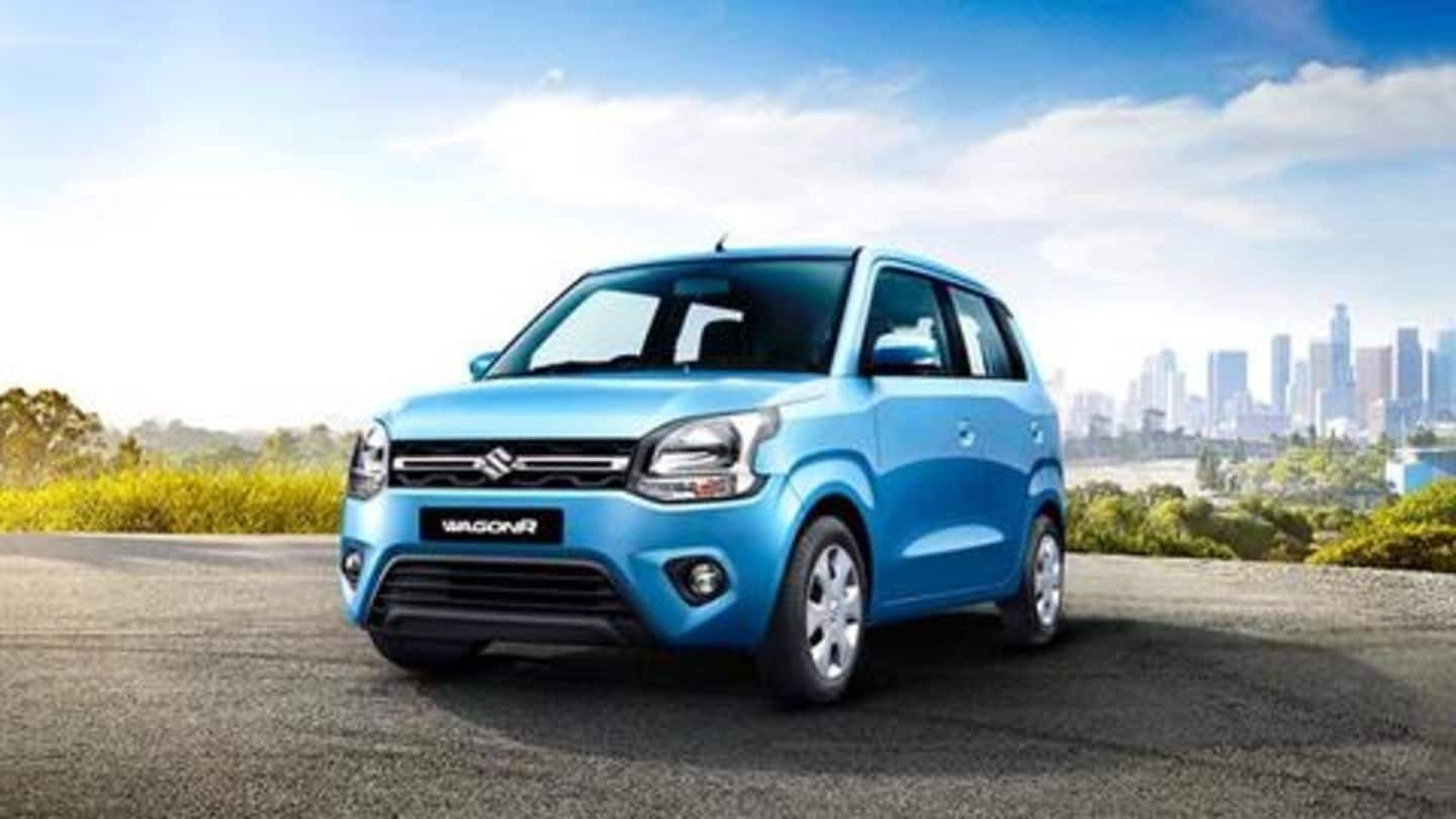Maruti Suzuki introduces a BS6-compliant variant of WagonR
