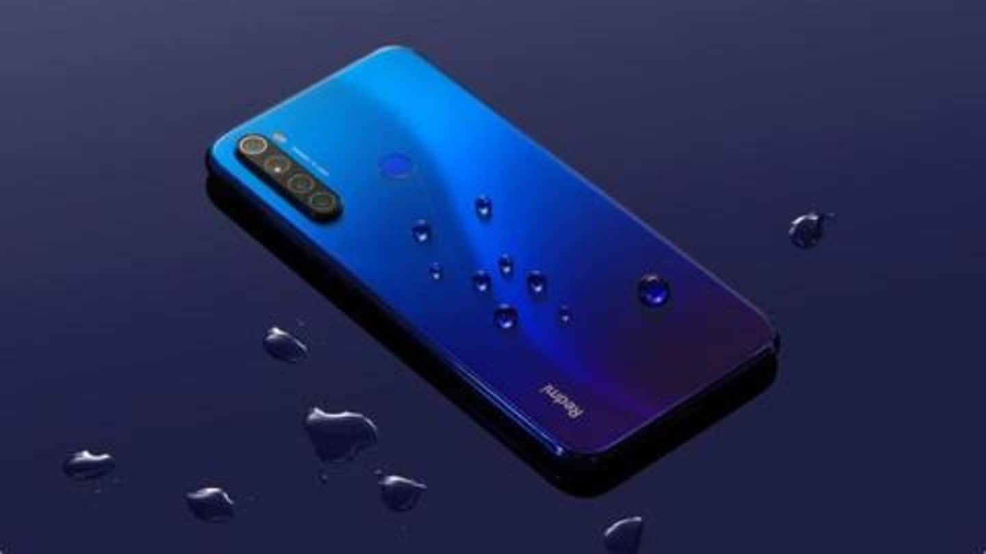 Redmi Note 8 gets a more affordable 3GB RAM variant