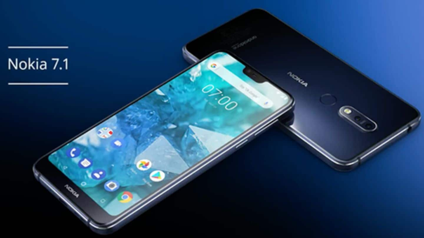 Nokia 7.1, Nokia 6.1 Plus become cheaper: Details here