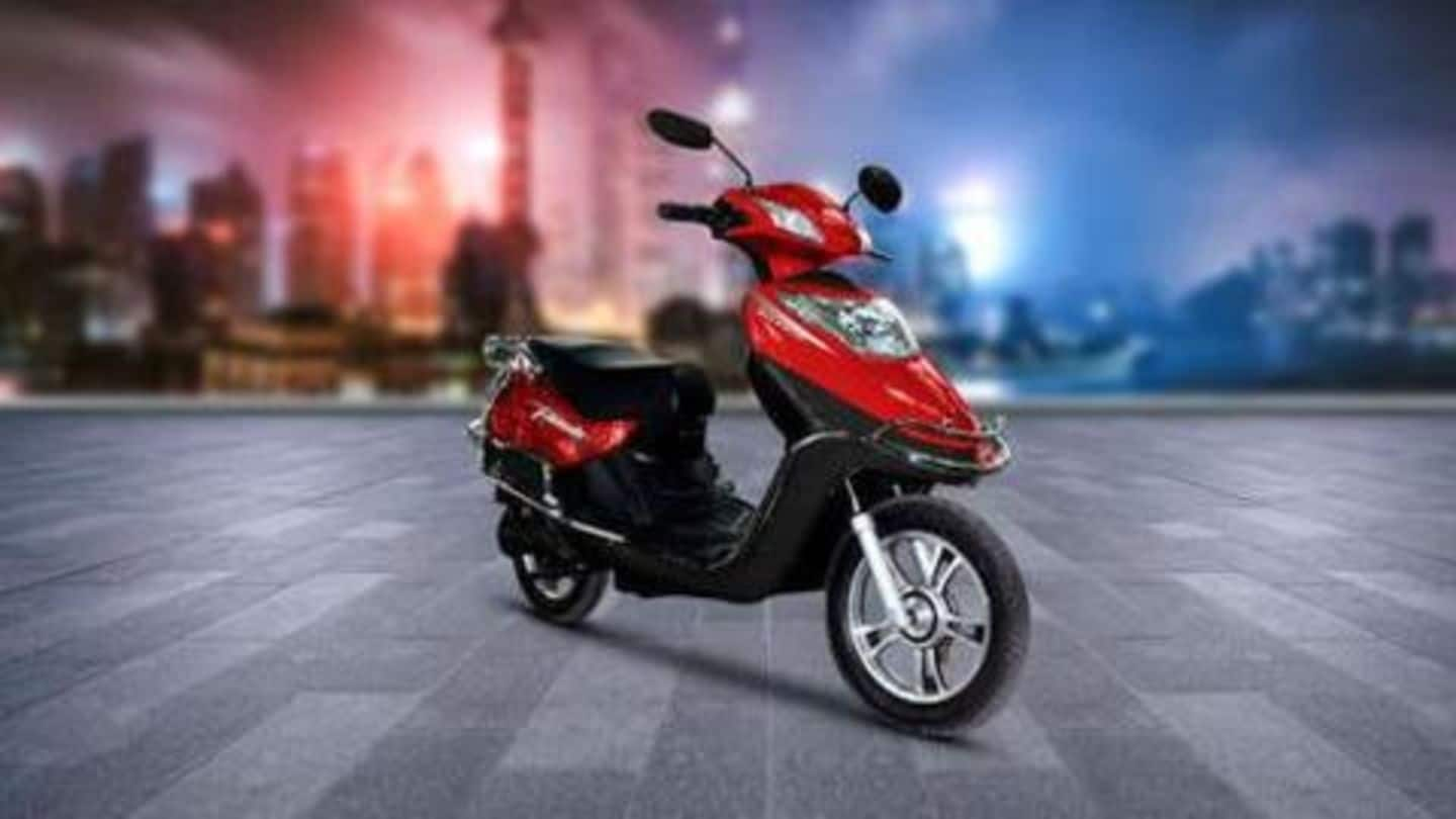 Hero Flash e-scooter available with an attractive discount: Details here