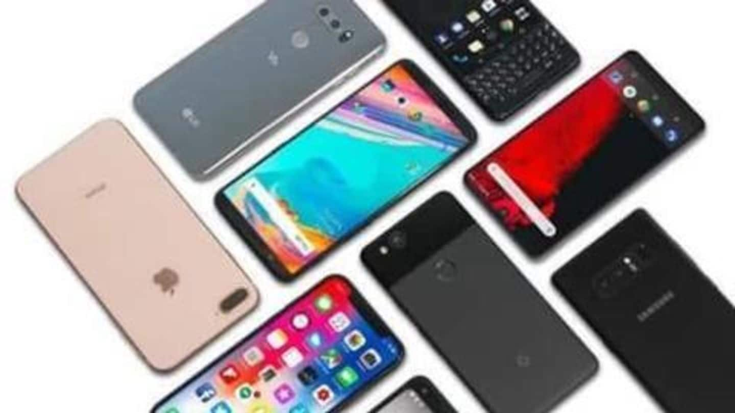 Top 5 smartphones launching in the rest of 2019