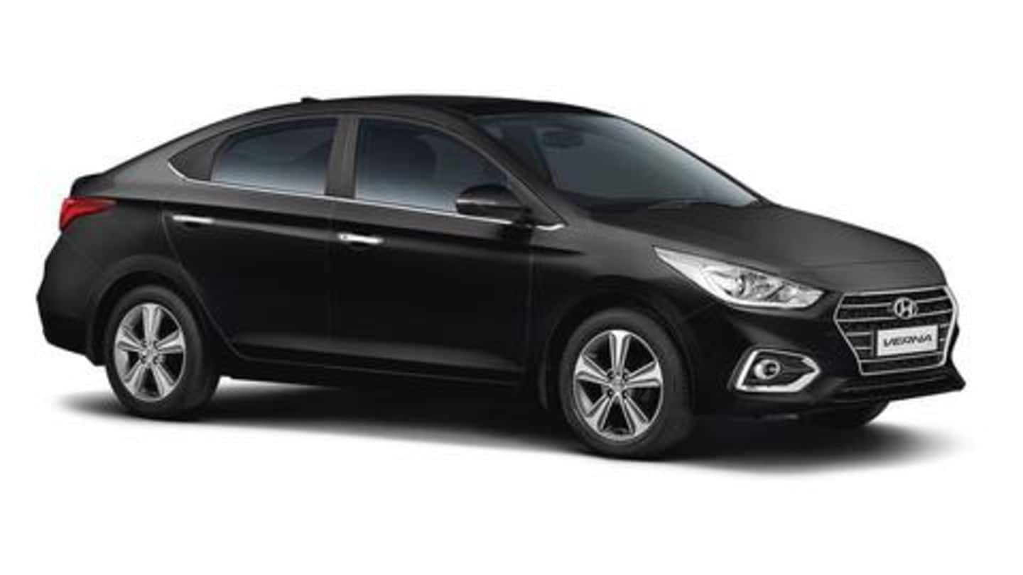 Bs6 Compliant Hyundai Verna To Be Launched In India In Early 2020 Newsbytes