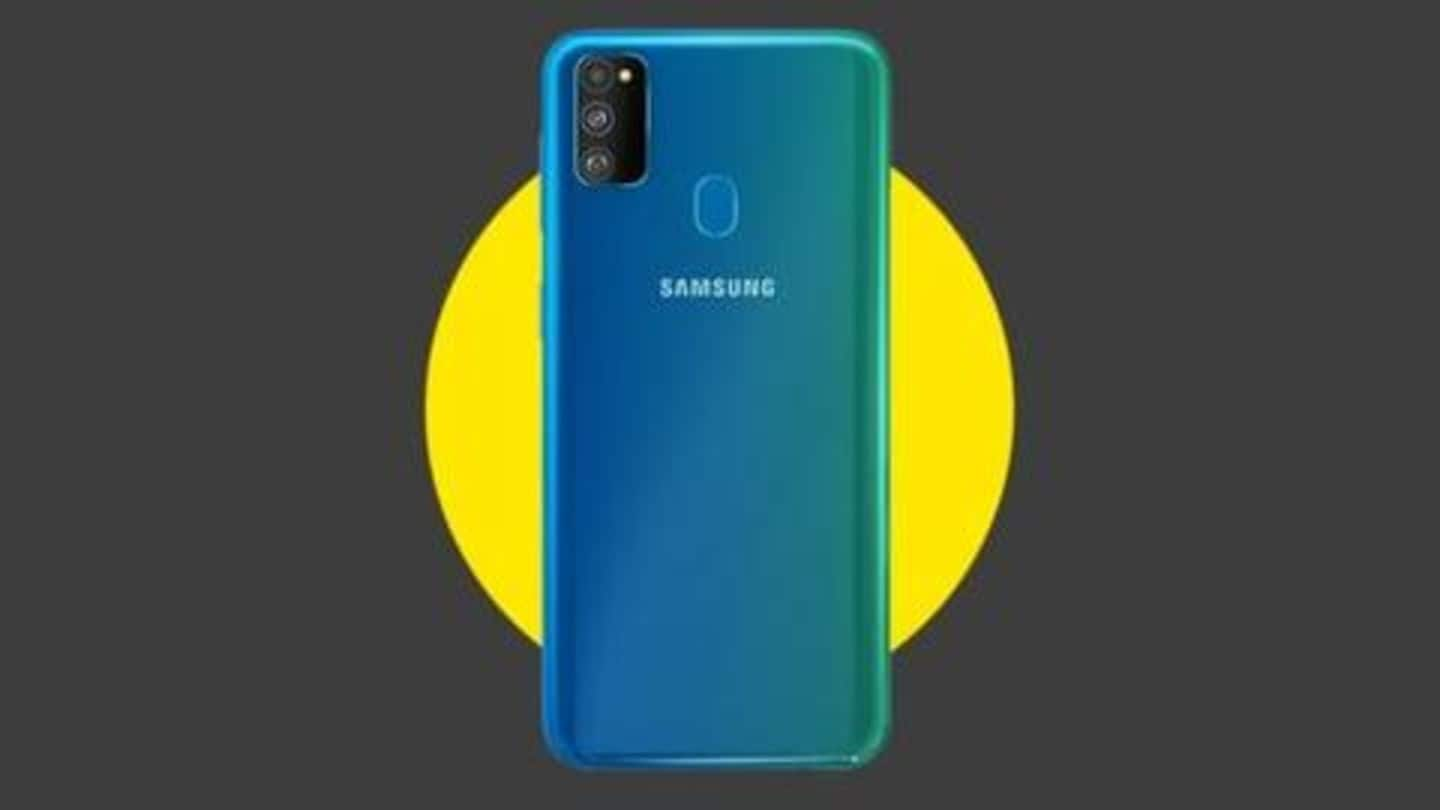 Samsung launches two new Galaxy M Series smartphones in India