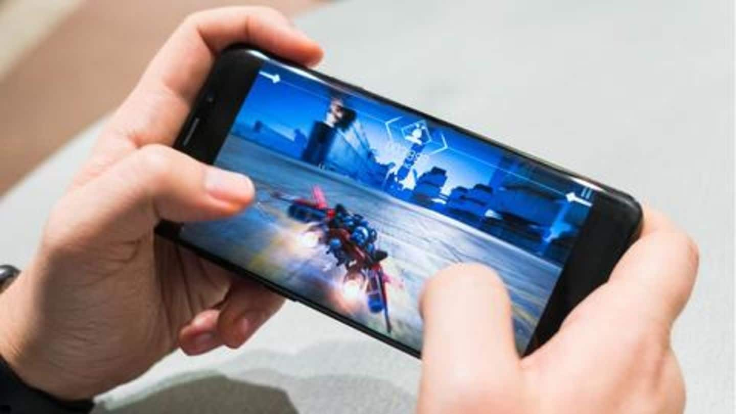 Top 5 smartphones with high screen refresh rate