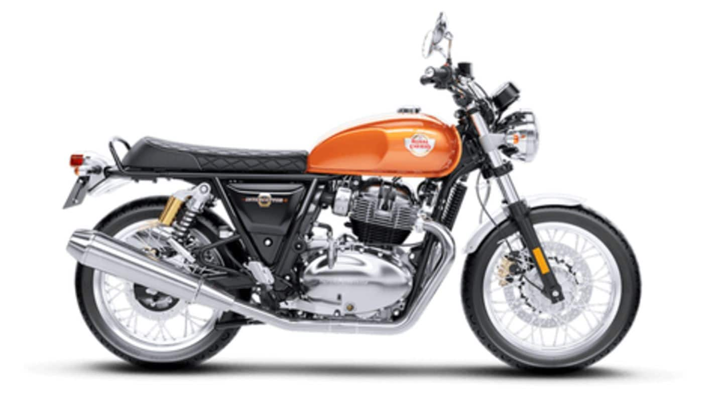 Bookings for the BS6-compliant Royal Enfield Interceptor 650 commence: Report