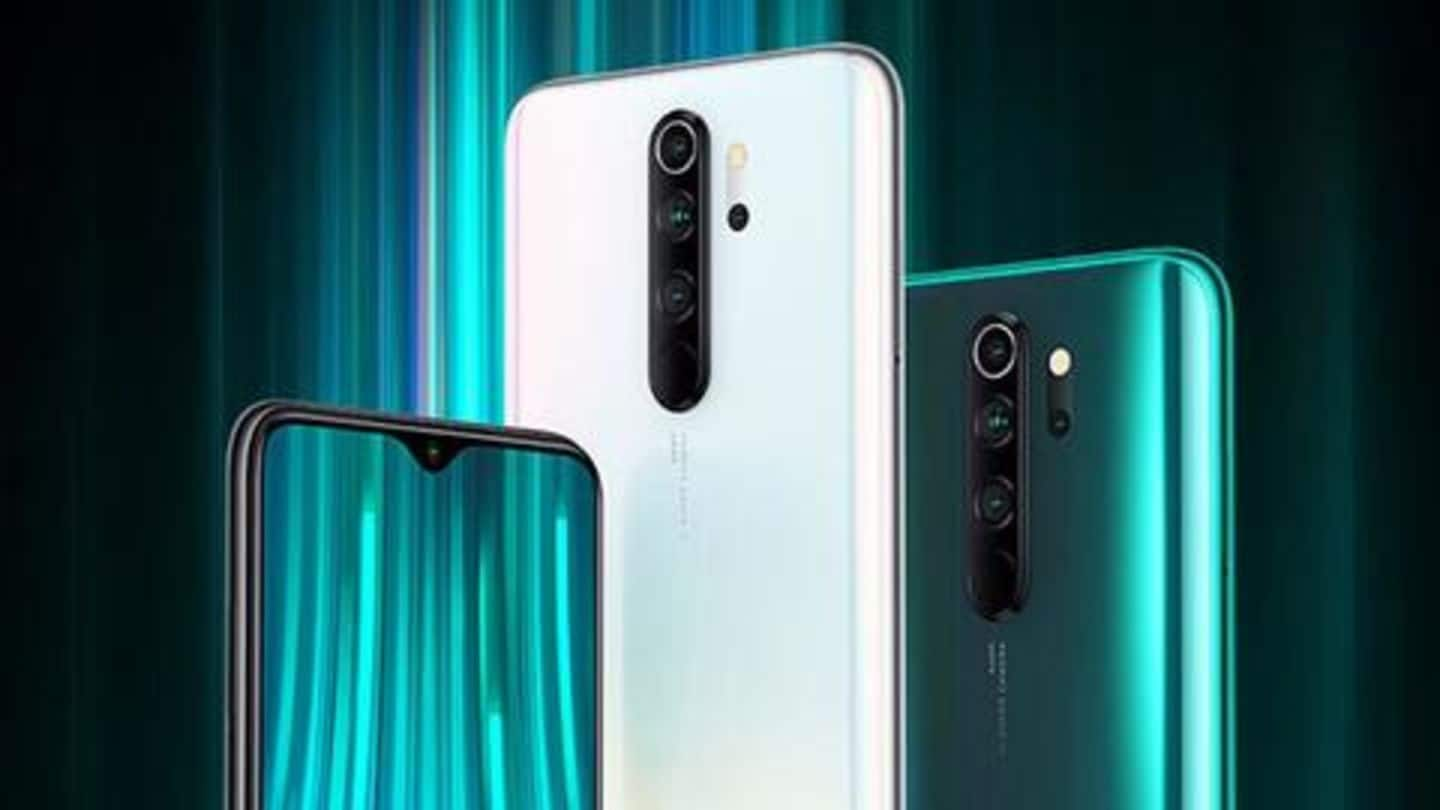 Xiaomi's 64MP camera phone to launch in India on October-16