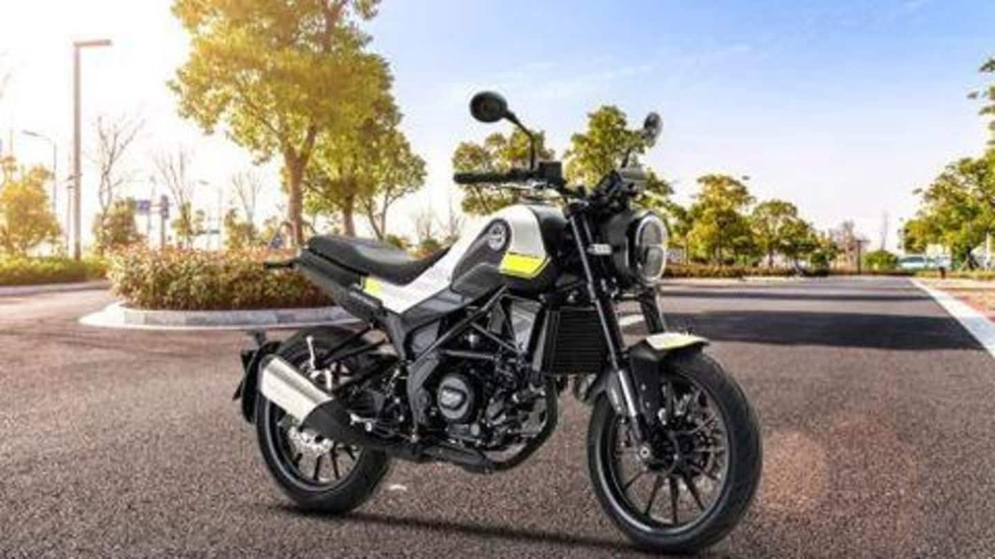 Benelli Leoncino 250 superbike expected to be launched next year