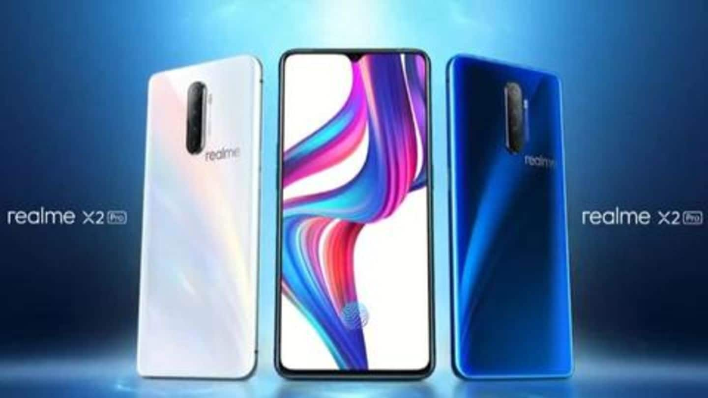Realme X2 Pro's limited-period open sale is now live
