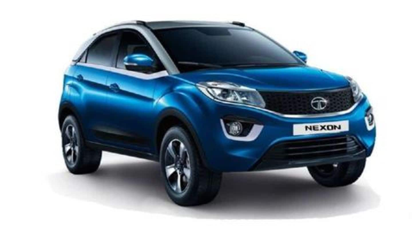 Tata Nexon facelift to be launched soon: Report
