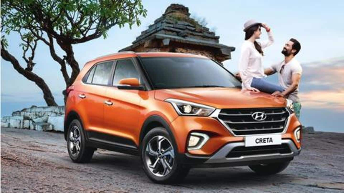 Entry-level Hyundai Creta variants get a powerful 1.6-liter diesel engine