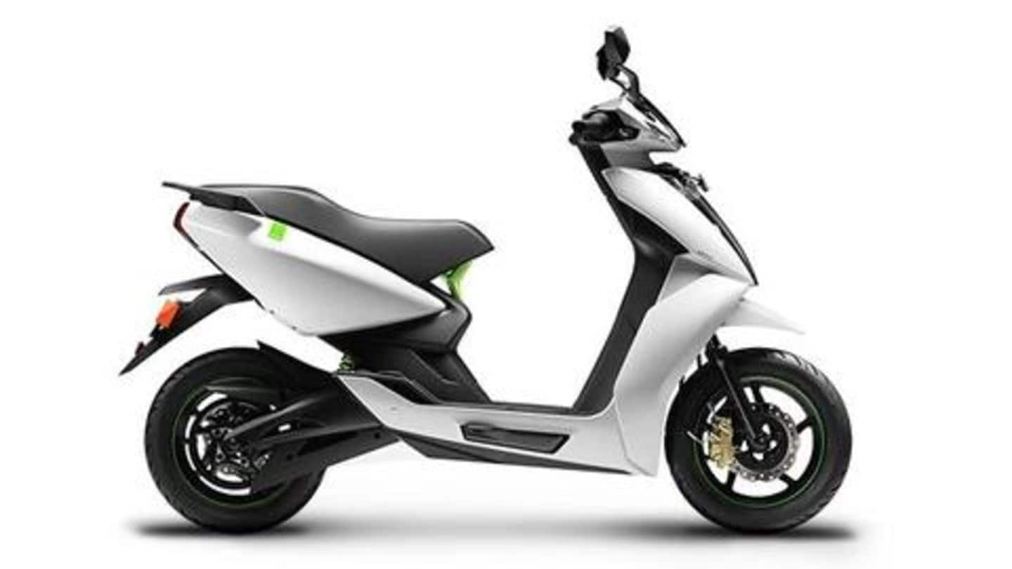 GST Effect: Ather e-scooters become cheaper by upto Rs. 9,000
