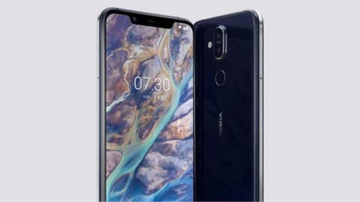 Nokia 8.1 becomes cheaper in India: Details here