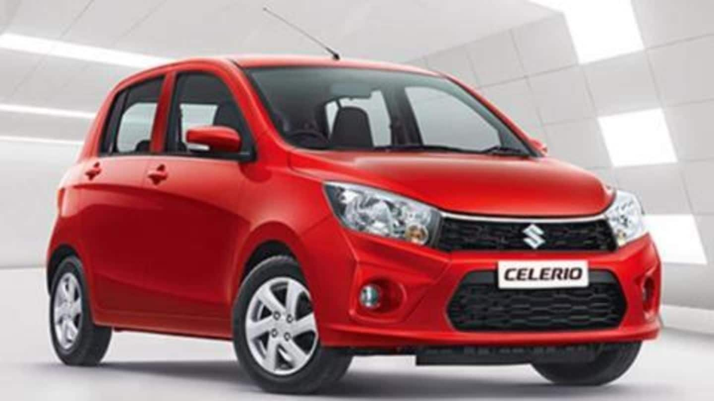 Maruti Suzuki launches BS6-compliant Celerio hatchback at Rs. 4.41 lakh