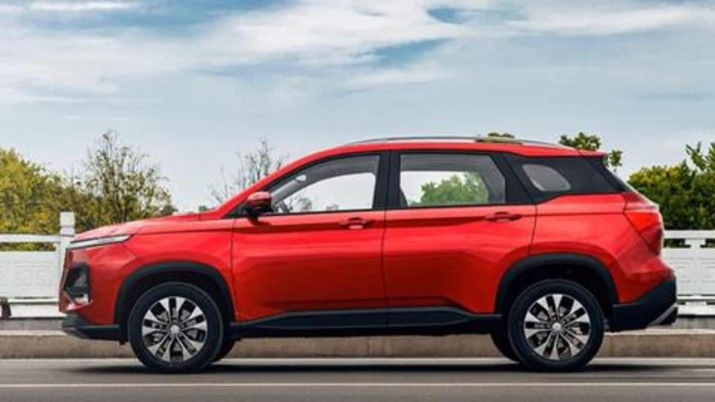 MG Hector facelift, with six-seat layout, to be launched soon