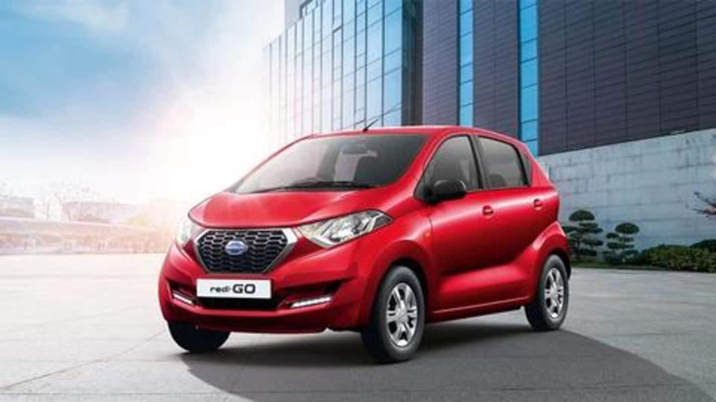 2020 Datsun redi-GO spotted testing in India: What has changed?