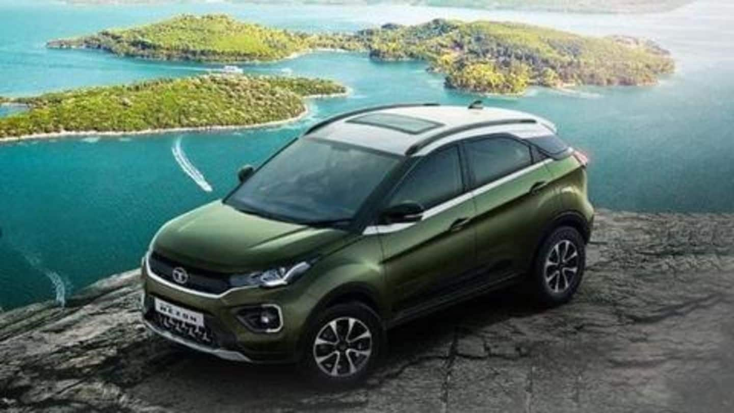 Tata Nexon gets a sunroof-equipped XZ+ (S) variant: Details here