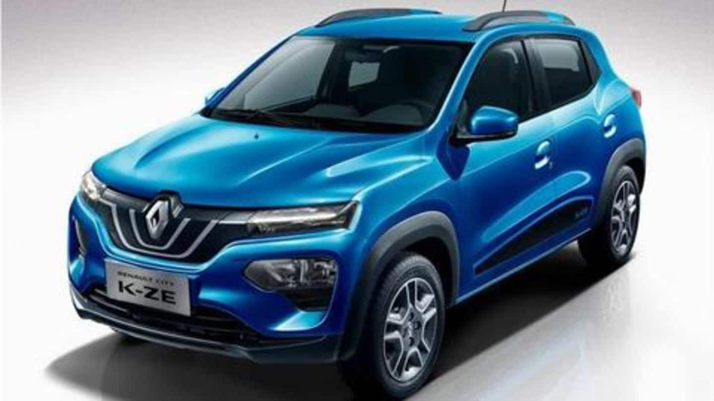 Renault KWID facelift to launch in September: Details here