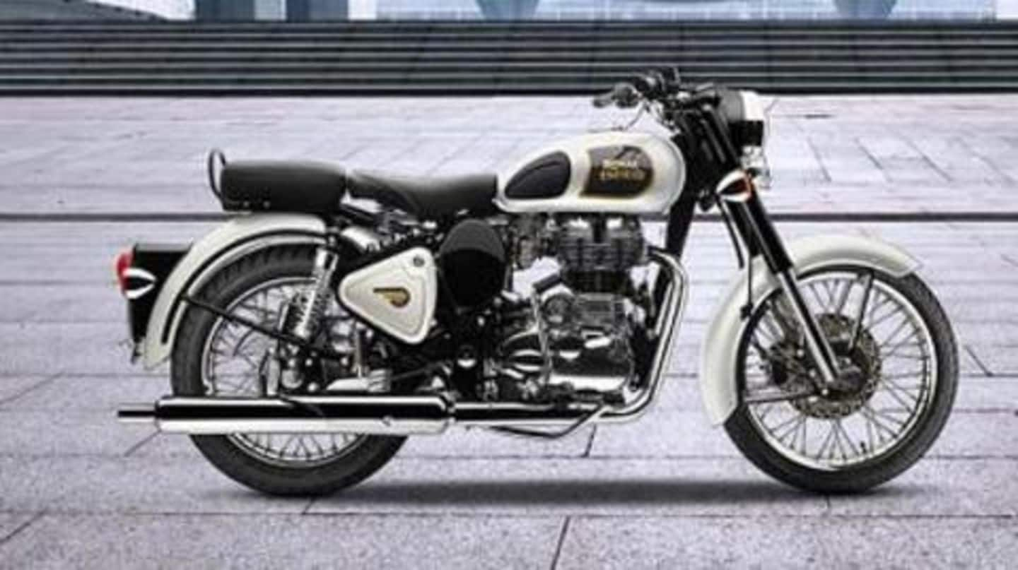 Bs6 Royal Enfield Classic 350 Could Be Launched On January 7 Newsbytes