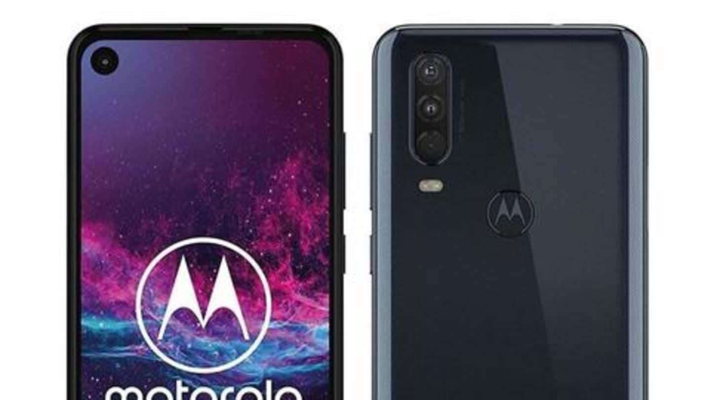 Motorola's camera-centric phone, One Action launched at Rs. 14,000