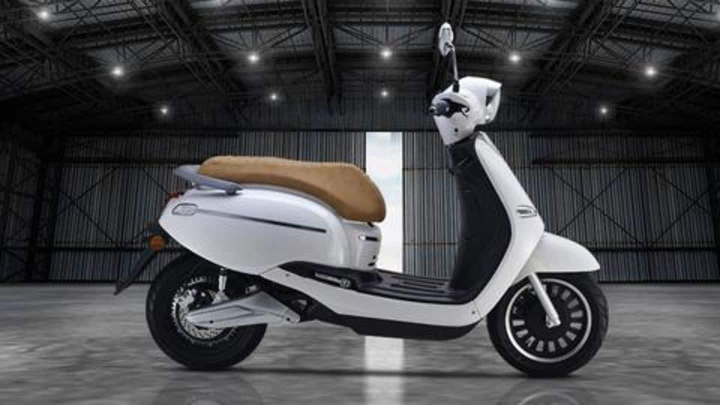 When will Avera Retrosa e-scooter be launched?
