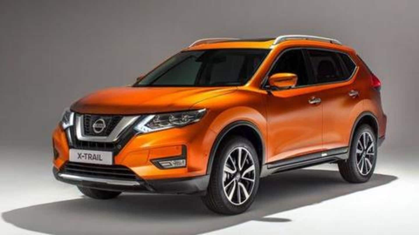2021 Nissan X-Trail's images leaked, key details revealed
