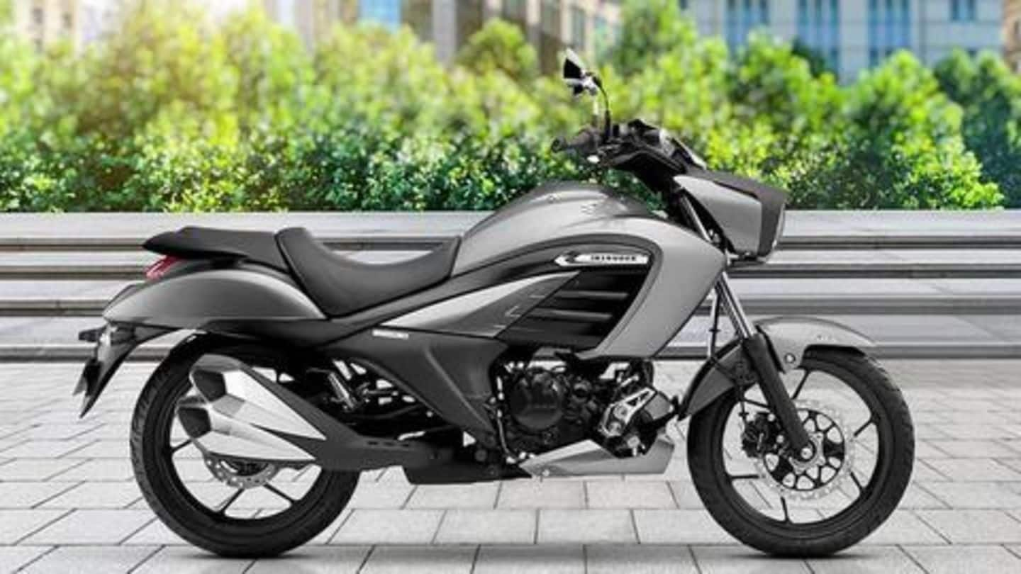 Suzuki launches BS6-ready Intruder at Rs. 1.20 lakh