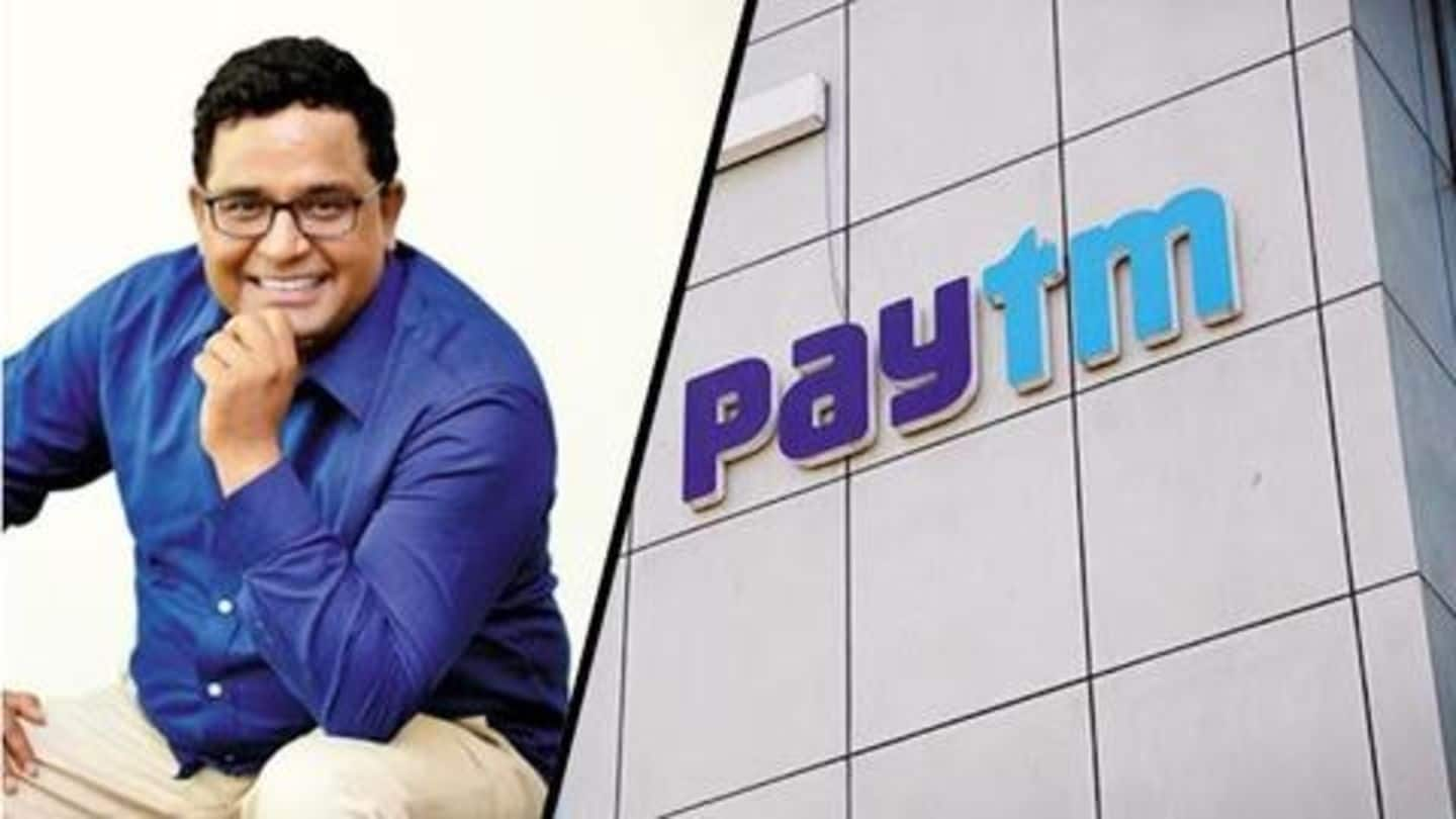Paytm raises another $669.5 million from existing investors