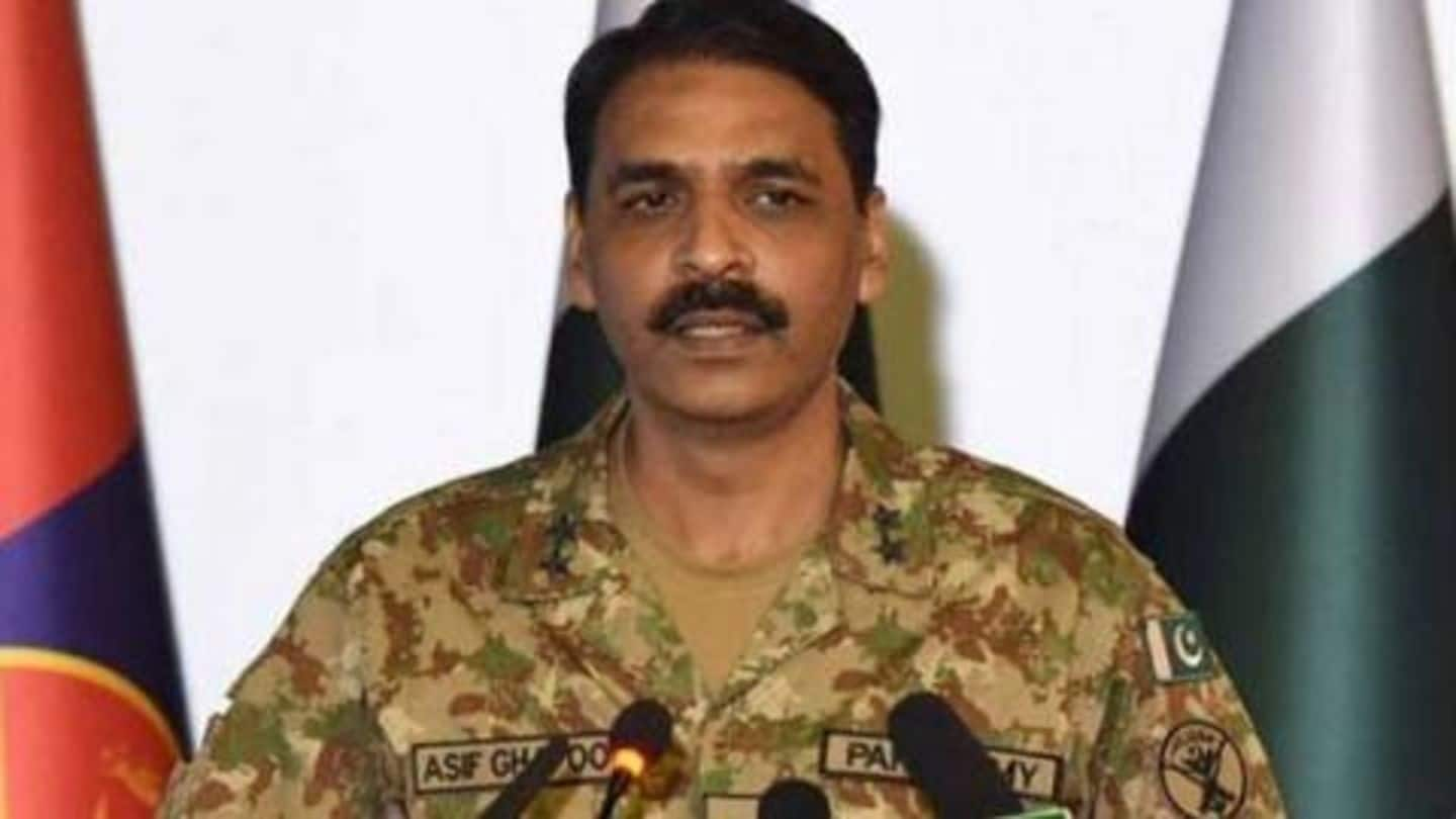Indian Air Force violated LoC, dropped payload, Pakistan alleges