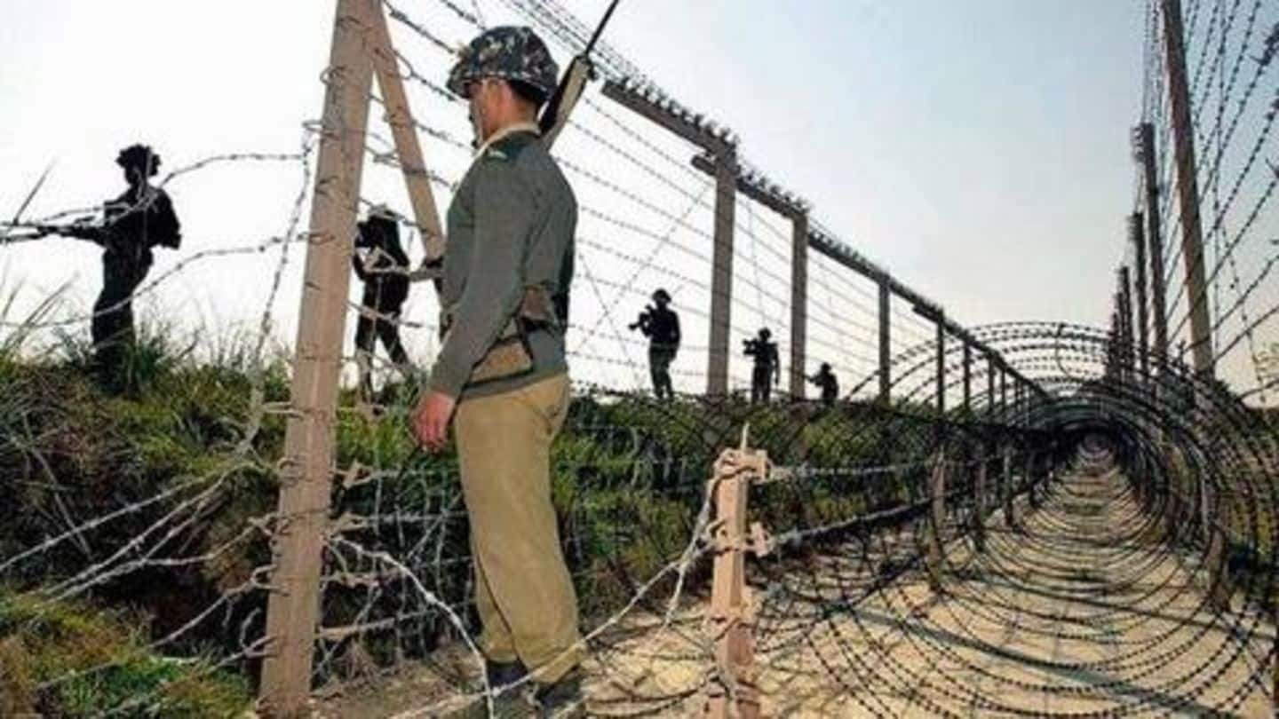BAT attack foiled along LoC, two 'likely Pakistani soldiers' killed
