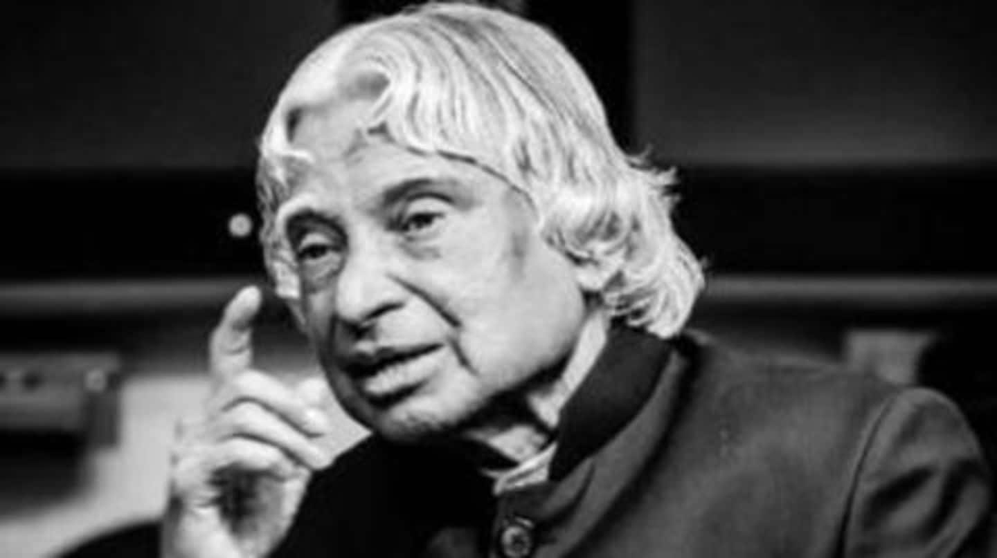 TN: College named after Abdul Kalam to be set up