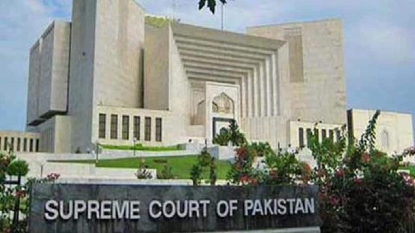 Pakistan SC directs Army, ISI to stay away from politics