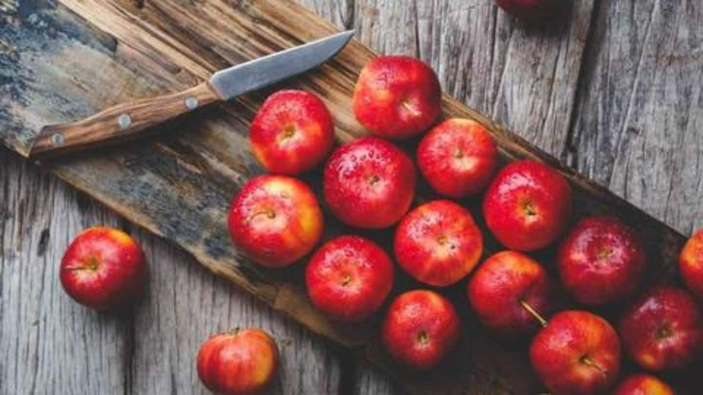 Apples: Nutritional value and its top five health benefits