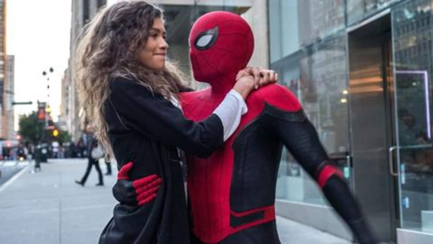 'Spider-Man: Far From Home' leaked online before India, US release