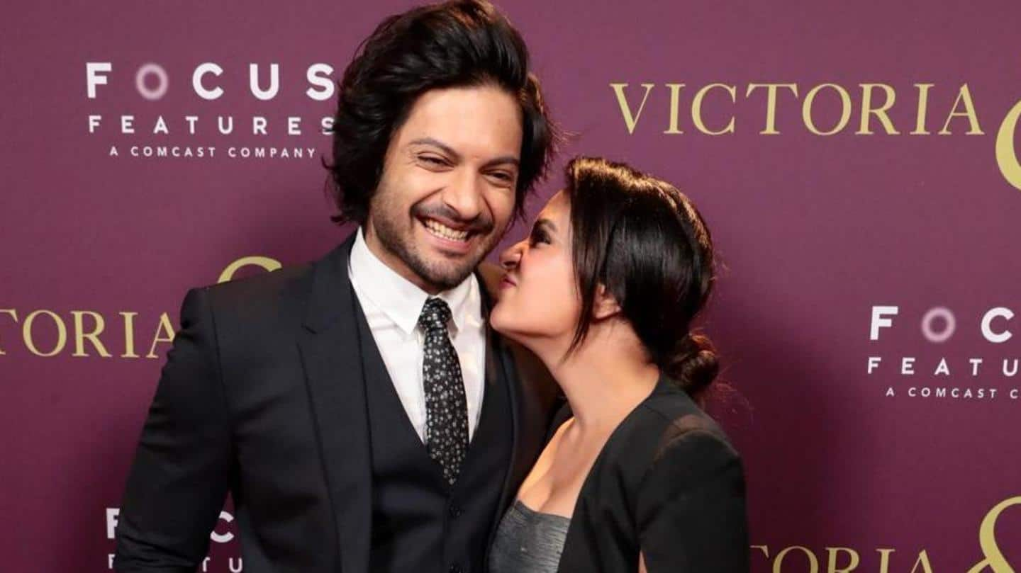 Richa Chadha and Ali Fazal postpone their wedding to 2021