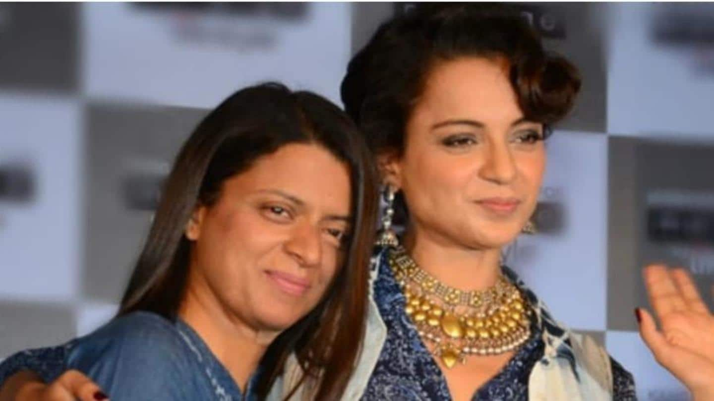 Kangana, sister to appear before Mumbai Police in January